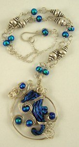 Majestic Seashorse Necklace